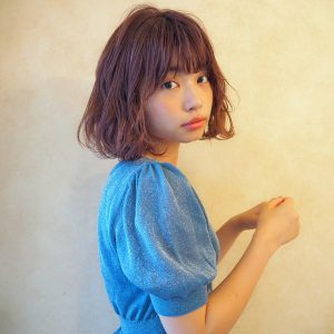 【原宿の美容師が教える】     今風ボブ!レングス別簡単スタイリング方法!